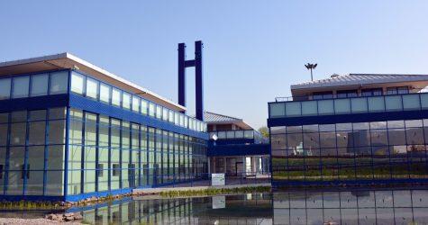 Realizzazione di carpenteria civile - Impianto idrogeno a Bolzano-min